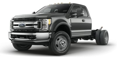 2017 Ford Super Duty F-550 DRW