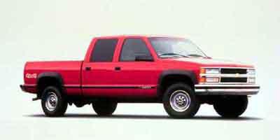 2000 Chevrolet C K 3500 Crew Cab