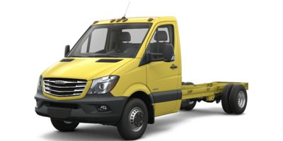 2017 Freightliner Sprinter Cab Chassis