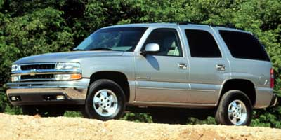 2000 Chevrolet New Tahoe
