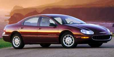 2001 Chrysler Concorde