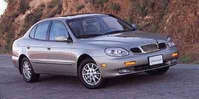 2000 Daewoo Leganza