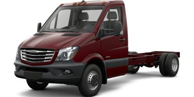 2018 Freightliner Sprinter Cab Chassis