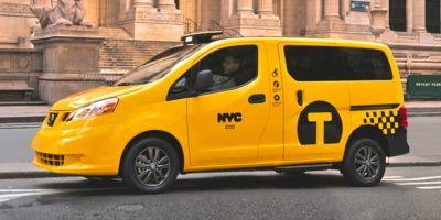 2019 Nissan NV200 Taxi