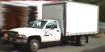2002 Dodge Ram BR2500
