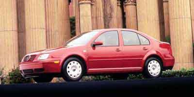 1999 Volkswagen New Jetta