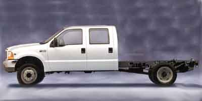 2000 Ford Super Duty F-350 SRW