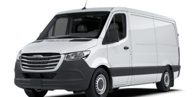 2021 Freightliner Sprinter Cargo Van