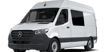 2021 Freightliner Sprinter Crew Van