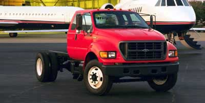2000 Ford Super Duty F-650