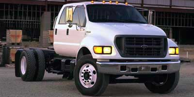 2000 Ford Super Duty F-750
