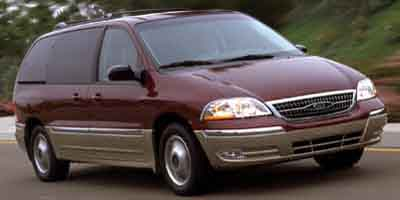 2000 Ford Windstar Cargo Van