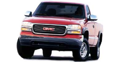 2000 GMC New Sierra 2500