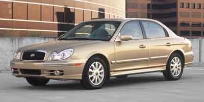 2003 Hyundai Sonata