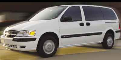 2004 Chevrolet Venture Cargo Van
