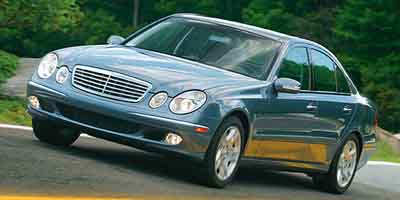 2004 Mercedes-Benz E-Class