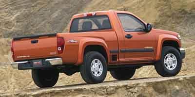 2004 GMC Canyon