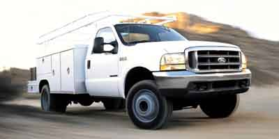 2004 Ford Super Duty F-550 DRW