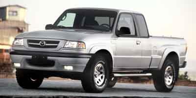 2003 Mazda B-Series 4WD Truck
