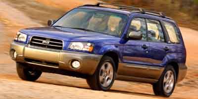 2004 Subaru Forester (NY NJ)