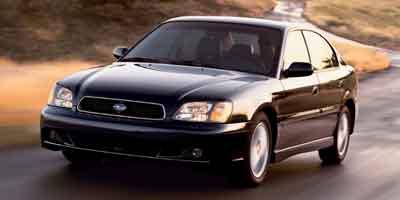 2004 Subaru Legacy Sedan (Natl)