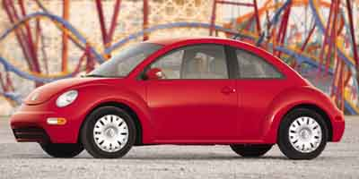 2004 Volkswagen New Beetle Coupe