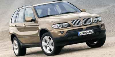 2004 BMW X5-Series