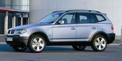 2004 BMW X3-Series