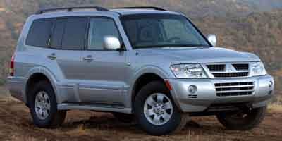 2004 Mitsubishi Montero