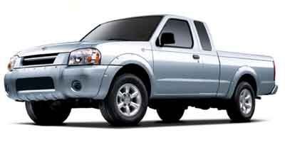 2004 Nissan Frontier 2WD