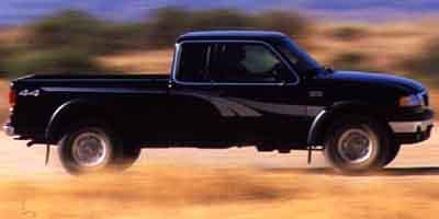 2000 Mazda B-Series 4WD Truck