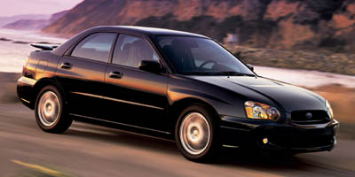 2005 Subaru Impreza Sedan (Natl)