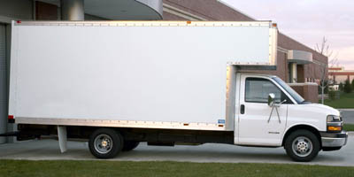 2010 Chevrolet Express Commercial Cutaway