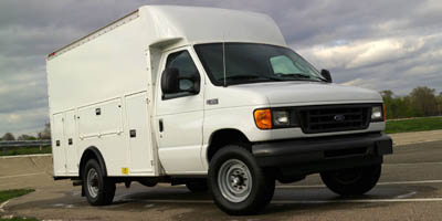 2006 Ford Econoline Commercial Chassis