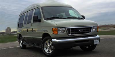 2005 Ford Econoline Wagon