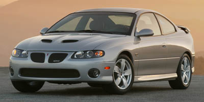 2005 Pontiac GTO