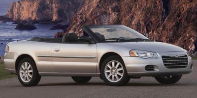 2005 Chrysler Sebring Conv