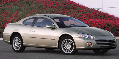 2005 Chrysler Sebring Coupe