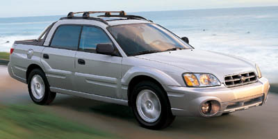 2006 Subaru Baja (Natl)