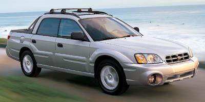 2006 Subaru Baja (Natl)