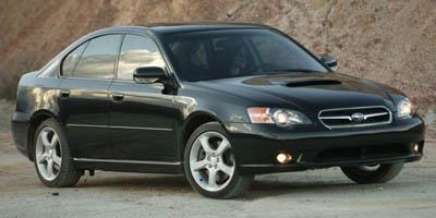 2006 Subaru Legacy Sedan (Natl)