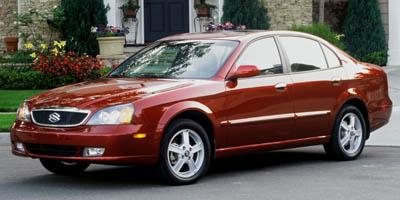 2005 Suzuki Verona