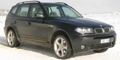 2005 BMW X3-Series