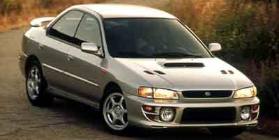 2000 Subaru Impreza Sedan