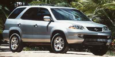 2002 Acura MDX