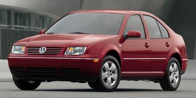 2005 Volkswagen Jetta Sedan