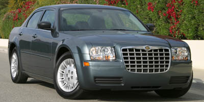 2005 Chrysler 300-Series
