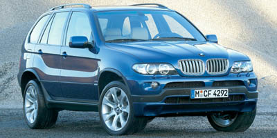2005 BMW X5-Series