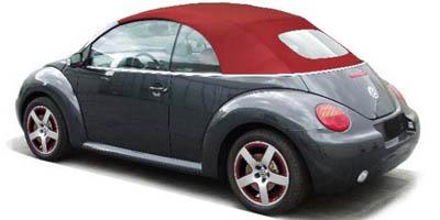 2005 Volkswagen New Beetle Convertible