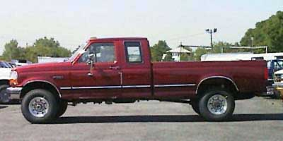 1997 Ford F-250 HD Crew Cab